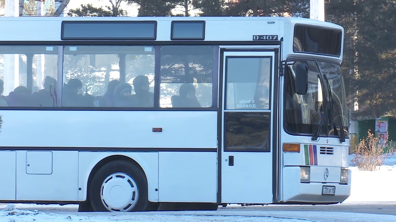 костанай автобусы картинки один человек