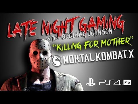 MORTAL KOMBAT XL JASON KILLS FOR MOTHER