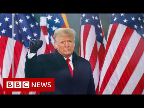 President Trump declared a state of emergency for Washington DC  – BBC News