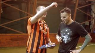 FOOTBALL EGG CHALLENGE!!! SERBIAN vs DJOTA