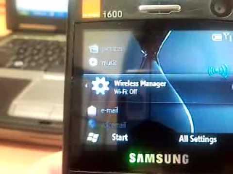 Samsung SGH-i600 [ROM] [Samsung SGH-i600] [WWE] WM 6.5(Build 23090)