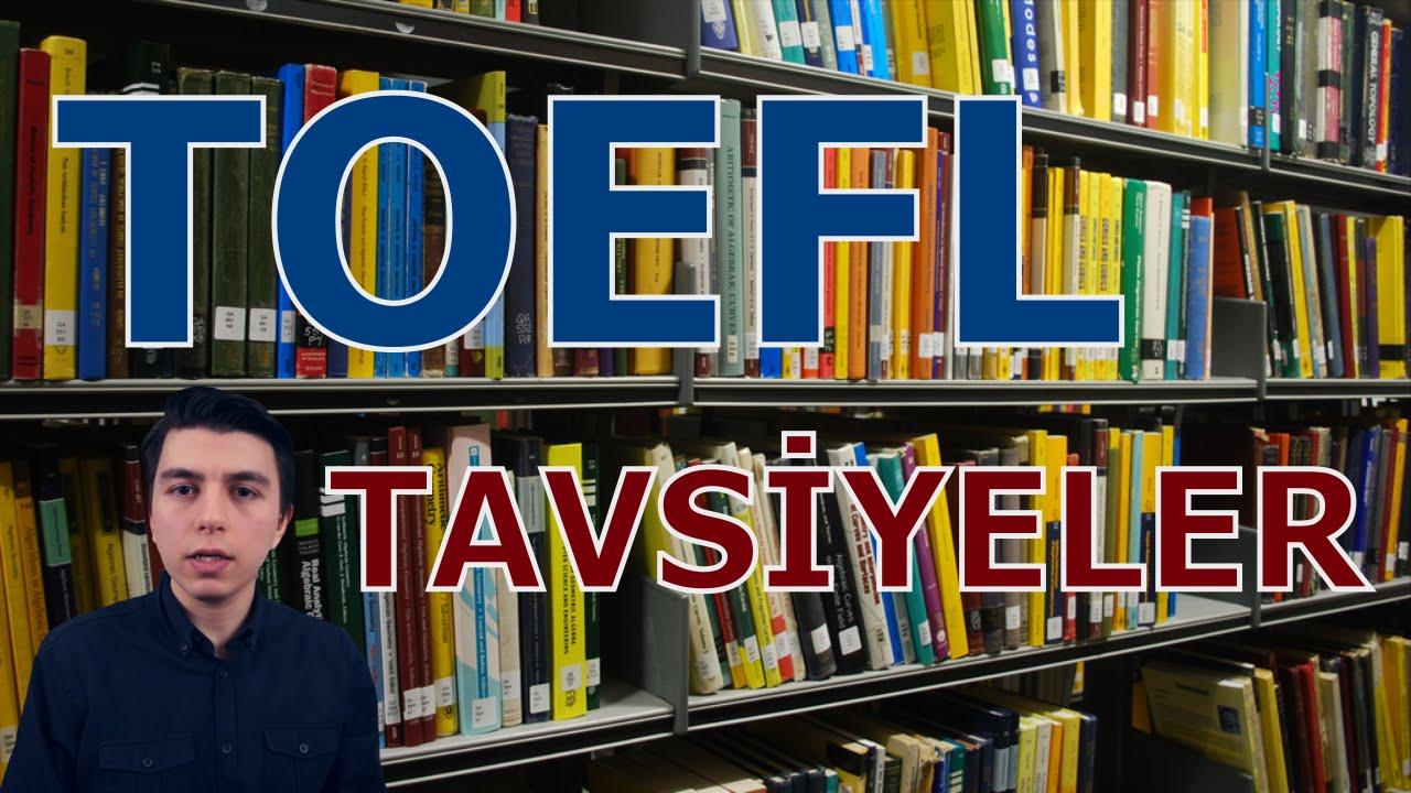 TOEFL Sınavına Nasıl Hazırlanılır