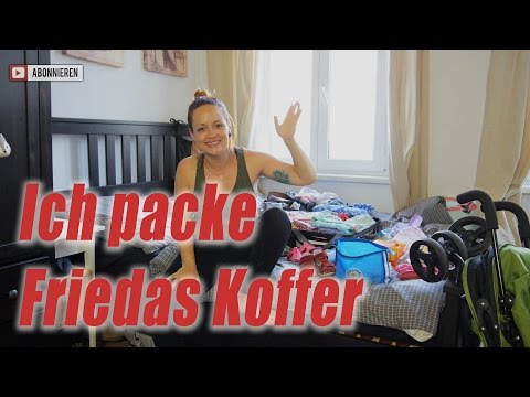 Whats in my bag | Aida mit Kleinkind I Mellis Blog