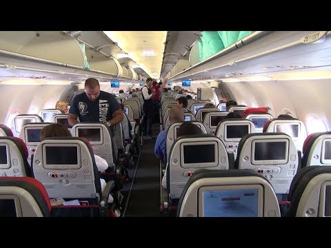 TURKISH AIRLINES A321 ECONOMY ISTANBUL LONDON GATWICK TK1981
