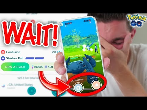 DO NOT UNLOCK EXTRA MOVES YET! (Pokémon GO PVP) thumbnail