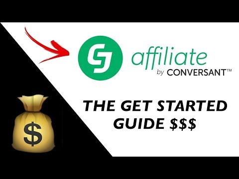 Commission Junction – How To Get Started With Affiliate Marketing Guide