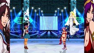 "Mugen - Athena Asamiya (Mondregon) vs. Goddess ""Princess"" Athena (EternalBliss) - 麻宮雅典娜 vs. 公主雅典娜"