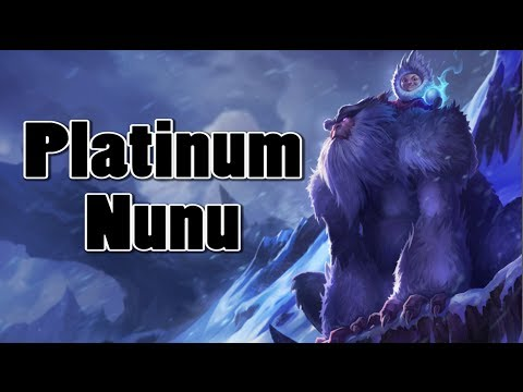 League of Legends - (Pain) Platinum Nunu