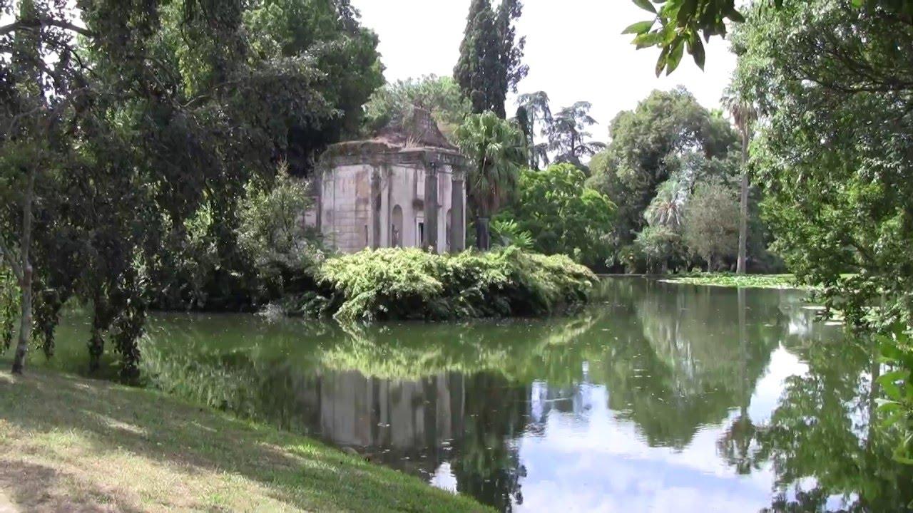 Reggia di caserta i giardini all 39 inglese youtube - Reggia di caserta giardini ...