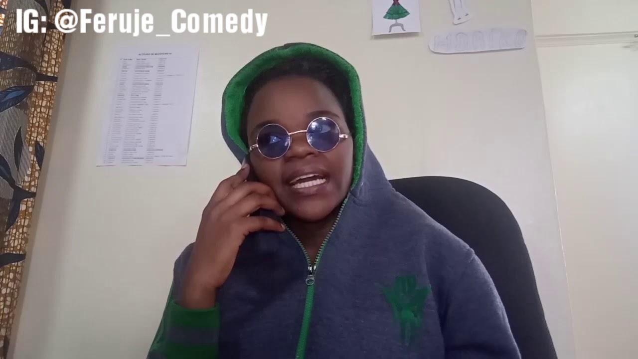 Feruje Comedy Ep 27: Umunsi gw'abagabo