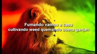 Download Zona Ganjah   Fumando Vamos a Casa con letra MP3 song and Music Video