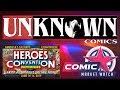Comic Book Dealer Spotlight: Unknown Comics