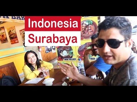 Surabaya Indonesia Travel VLOG | Best City in Indonesia