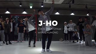 Video Jill Scott ft. Eve & The A Group - Shame | J-HO from.JUSTJERK download MP3, 3GP, MP4, WEBM, AVI, FLV Juni 2018