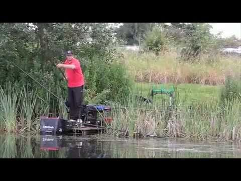 Fishing For Gravel Pit Tench & Carp On The Pole With Steve Ringer