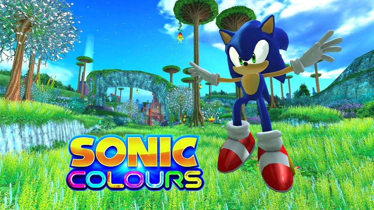 Sonic Colors Planet Wisp Act 1 Full Hd 1080p 60 Fps