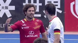 Spain v Germany Match 3 Men s FIH Hockey Pro League Highlights