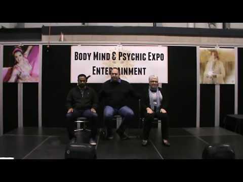 Dr Jason Betts - 2018 5 20 - Adelaide Body Mind Psychic Expo