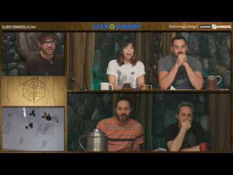 Critical Role vs. Conan O'Brien