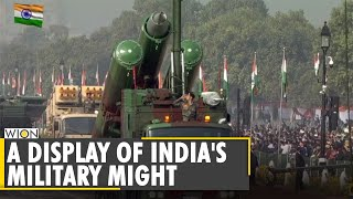 India showcases BrahMos missile system at 72nd Republic Day parade | World News | WION News