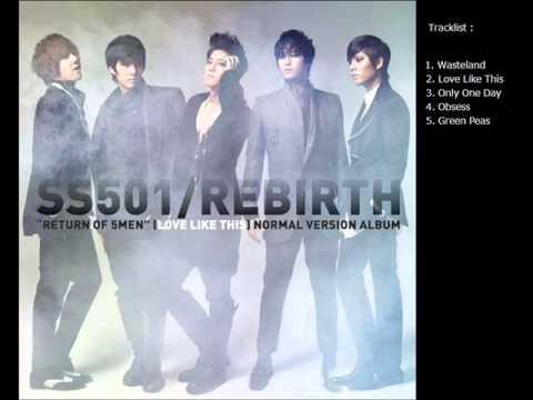 SS501 -  Rebirth