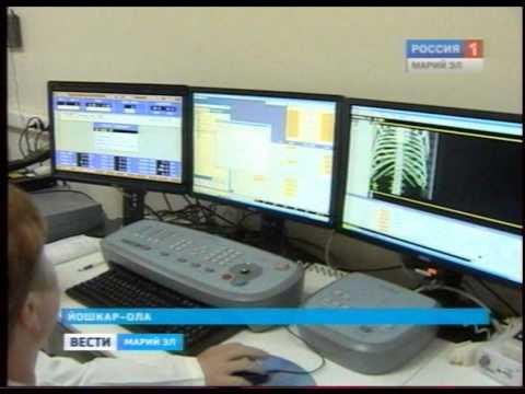 Вести Марий Эл - Радиотерапевтический корпус онкологического диспансера открылся в Йошкар-Оле
