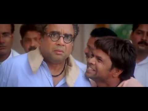 Paresh Rawal and Rajpal Yadav best comedy scene | hulchal
