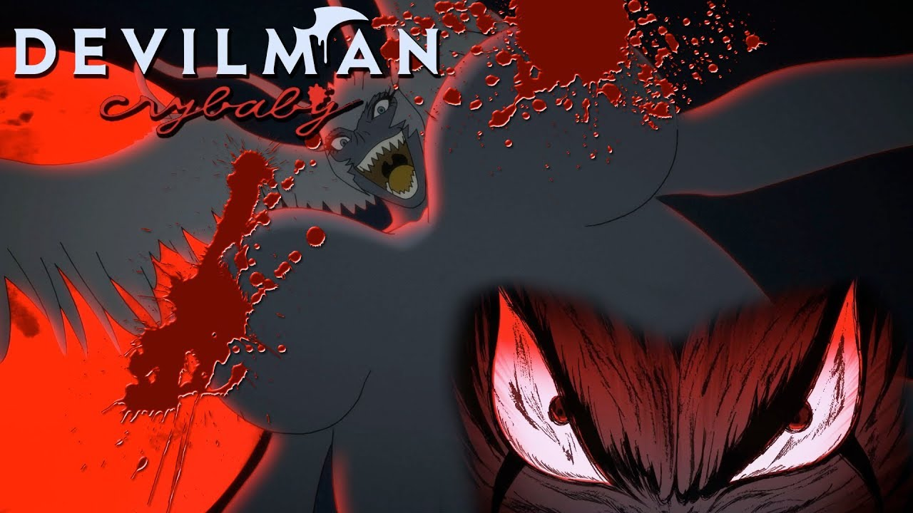 Devilman Crybaby! The Second Coming of Anime?! - YouTube