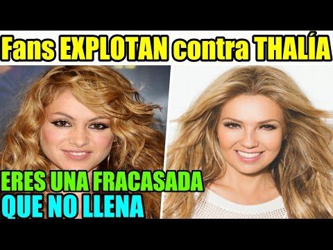 FANS de Paulina Rubio EXPLOTAN contra THALÍA