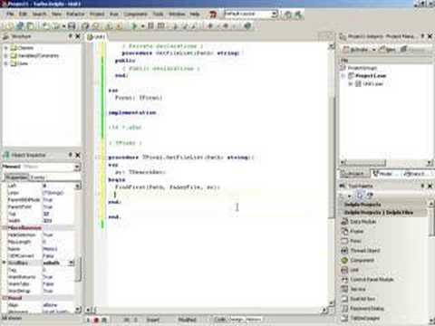 Delphi Training Series: Programming 101 - Episode 9