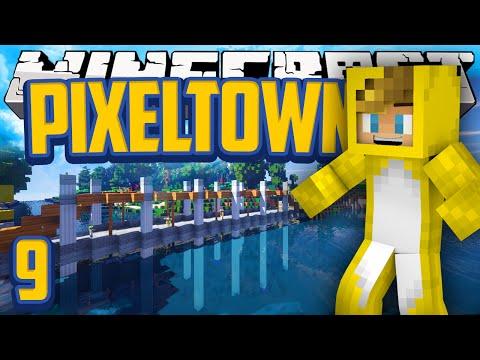 "Minecraft Mods Pixelmon 'Pixeltown' Adventure ""The Filter!"" Ep 9 (Minecraft Pokemon Mod)"