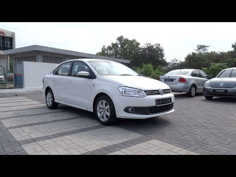 2014 Volkswagen Polo Sedan 1.6 Start-Up and Full Vehicle Tour