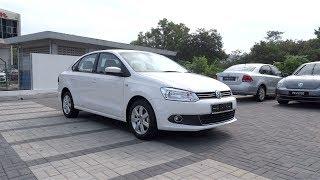 видео Volkswagen Polo седан
