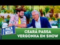 Ceará passa vergonha em show | A Praça é Nossa (16/08/18)