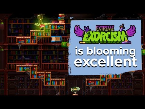 Extreme Exorcism: the game where you hunt your own ghost