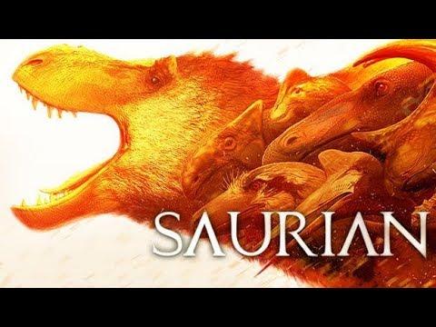 شرح تحميل لعبة Saurian أخر اصدار Youtube