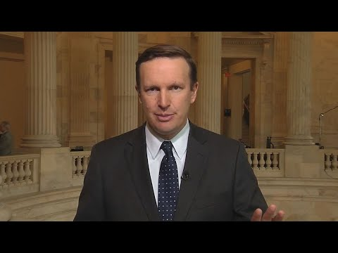Why Democratic Sen. Murphy Opposes Pompeo Nomination for Secretary of State