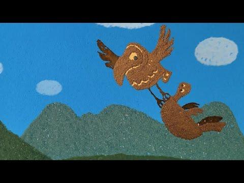Мультфильм Сказка про лень -