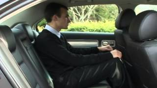 2008 Lincoln MKZ Test Drive