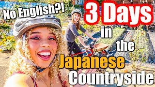 I Spent 3 Days Living in the Japanese Countryside ☆ ft. Tokidoki Traveller