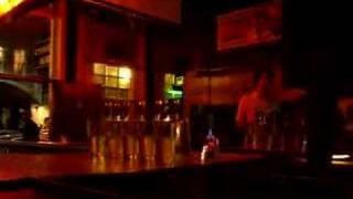 Bar Trick - Flaming Dr Pepper