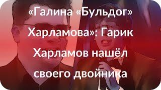 «Галина «Бульдог» Харламова»: Гарик Харламов нашёл своего двойника
