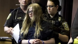 'Slender Man' Stabbing Suspects Appear in Court | Good Morning America | ABC News