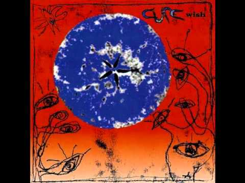The Cure - High (with lyrics)
