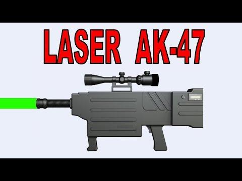 """Chinese """"Laser AK-47"""": DEBUNKED!"""