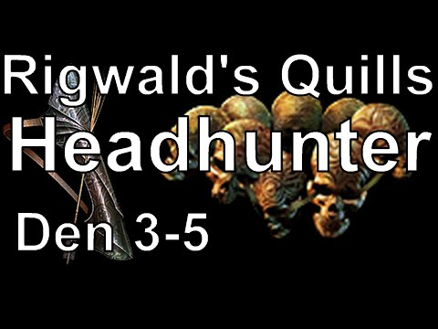 50 Ancient Orbů Vs. Headhunter A Double Corrupt Vs. Rigwald's Quills (Path Of Exile: Metamorph 3.9)