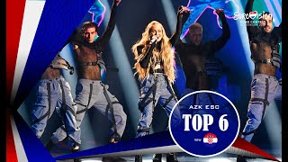 Eurovision 2021 Top 6 (14/02/2021) - New 🇭🇷