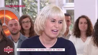 Judith Duportail : le vrai visage de Tinder - Clique Dimanche  - CANAL+