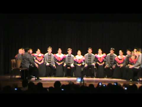 The University of Philippines Madrigal Singers - Eres Tu