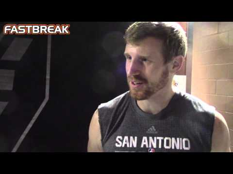 Matt Bonner Talks About Kobe Bryant's 81 Point Game